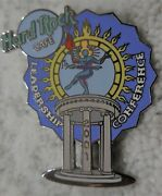 Hard Rock Cafe Gm Leadership Conference And03901 Staff Pin
