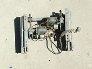1958-60 Ford Thunderbird Power Seat Assembly Track Switch Motor