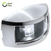 White Stern Led Marine Navigation Light For Fishing Boats Uscg Abyc A-16 2nm