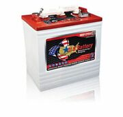 Replacement Battery For John Deere E-gator Utility Vehicle Electric Golf Cart 6v