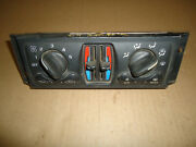 2000-2003 Chevy Impala Manual Dual Zone A/c Heater Climate Control Unit 10308121