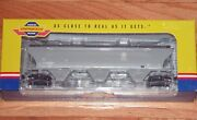 Athearn Genesis G4261 Trinity Covered Hopper 10 Course Illinois Central Ic