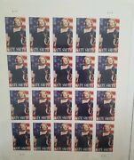 Kate Smith 4463 44 Cent Mint Nh Stamp Sheet 2010 Free Shipping
