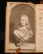 1738 2 Vol Collection Of Political Works John Milton