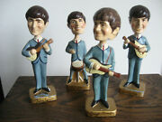 Beatles Bobbleheads 1964 Collectible