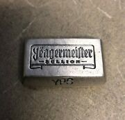 2oz 999+ Fine Silver - Yeagermeister Bullion Bar By Yeagerand039s Poured Silver - Yps