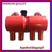 1pc Ignition Coil Jsu327r For Chevrolet Chevy Pickup 1.6l L4 2001 2002 2003