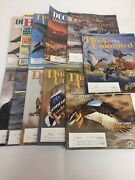 Ducks Unlimited Magazine Lot Of 11 Mix Years 1995 - 2011