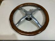 Spencer Locking Steering Wheel 1910and039s-1920and039s