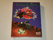 Lords Of Time Amiga, 1992 Sealed, Rare Vintage Game