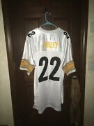 Mens Reebok Size 54 Duce Staley Pittsburgh Steelers Nfl Football Jersey Sewn