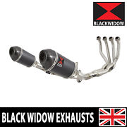 Kawasaki Z900rs And Cafe 4-2 De-cat Race Exhaust System + Mufflers Oval Bc20v