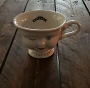 Baileys Wink Face Mug Cup Signed Helen Hunt Los Angeles Youth Network