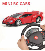Wireless Red Mini Rc Cars Drift Machine On The Remote Control Toys For Boy Gift