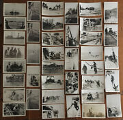 Photography Telegraph Cable New England Group Of 77 Photographs Mostly 1919