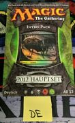 1x Magic 2012 M12 Intro Pack Entangling Webs Deutsch New Sealed Product - M