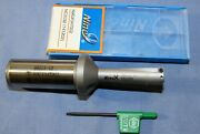 New Indexable Drill Everede Nine9 99313-12.0-kit + 8 New Inserts