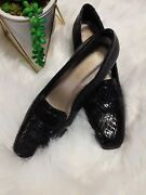 New- Never Worn California Magdesians Womens Pumps Shoes Low Heel Size 9 1/2n