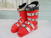 Atomic Candy Apple Race-fit 9.28 Direct Response Frame Ski Boots Size 25.0