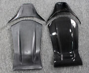 Carbon Seat Back Cover Trim For 14-17 Benz C63 4door A Cla Gla C-class Amg