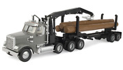1/32 Freightliner 122sd Logging Truck Tommy Toy