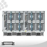 Cisco Ucs 5108 Blade Server Chassis With 8x Fans 2x Psus 2x Fabric Modules