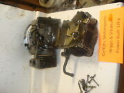 Briggs And Stratton Power Built Vertical 12hp Engine Crankcase Cylinder Block Pan