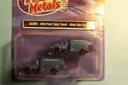 54 Ford Tank Truck Dixie Gas Co 2 Piece N Scale Mini Metals 50388