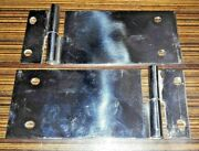 Gold Medal Popcorn Machine Door Hinges Set Of 4 Pcs 2 Left And 2 Right
