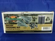 Flambeau Outdoors Decoy Rigging Kit Completely Rigs 12 Decoys New 4006rk-1
