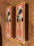 Club Sd Modiano Original Cigarette Rolling Papers 2 Packs Vintage