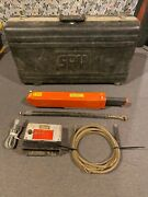 Spy 725 Holiday Detector Tester Pipeline Equipment W/ Case Tool 1