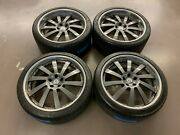 21 Hre Wheels For Mercedes-benz Cl65 Cl63 Amg 5x112