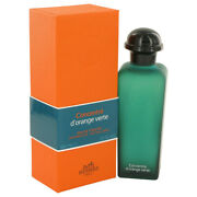 Eau Dorange Verte By Hermes Eau De Toilette Spray Concentre Unisex 3.4 Oz F...