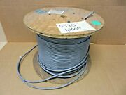 1 New Alpha Wire 5470 20 C 20 Awg Stranded Gray Cable 10 Conductor Wire 900 Ft