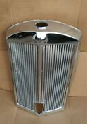 1940and039s-46-47-48-49-50and039s Triumph Chrome Grill Shell