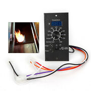 Digital Thermostat Board Traeger Pellet Grill Temp Controller For Dual Probe Kit