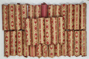 1962 Lincoln Memorial Cent 1c Old Paper Wrapped Estate Unsearched 11 Roll Lot