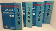 1990and039s Gm Truck Service Garage Dealership Manuals Your Choice 331340341