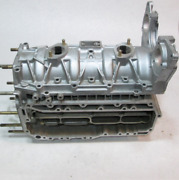 847-3920a4 Fits Mercury 800 Outboard 4 Cylinder Block And Crank Case Cover
