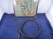 Hand Brake Lever Cable 1940 Chrysler C26 With Fluid Drive C27 Emergency Parking