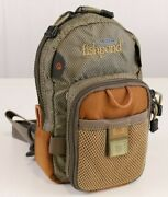Fishpond San Juan Vertical Chest Pack - Sand/saddle Brown - Free Shipping