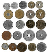 Unusual Collection Of 22 World Transit Tokens Usa-uk-canada-europe, Etc. B11