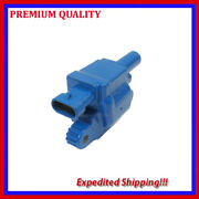 1pc Ugm001b Ignition Coil For Gmc Canyon 5.3l V8 2009 2010 2011 2012