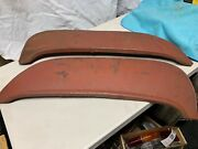 Fox Craft Fender Skirts Plymouth Pws-56 Nos