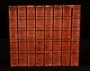 1812 8vol Works Of Alexander Pope In Verse And Prose Notes And Life Dr. Johnson