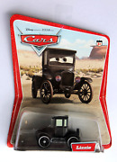 Disney Pixar Cars Desert Series Ford Lizzie No Logo 12c/1l Card Conditions Vary