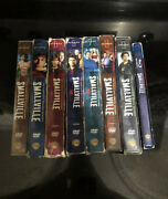 Smallville Series Seasons 1-2 And 5-9 And Final Season As Blu-ray Missing 3and4