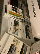 Porsche Super Lot For Collectors Or Re-sellers Brochures Magazines And More