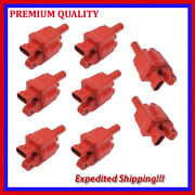 8pc Ugm001r Ignition Coil For Chevrolet Express2500 6.0 Lv8 2011 2012 2013